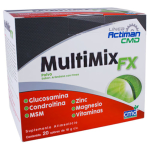 Multimix FX polvo