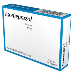 Esomeprazol 14 tabletas