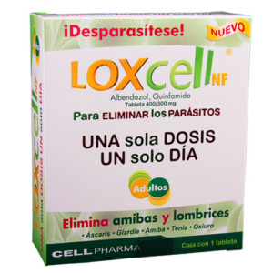 Loxcell dosis única