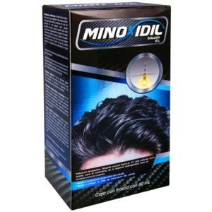 Minoxidil: tratamiento para la caída del cabello