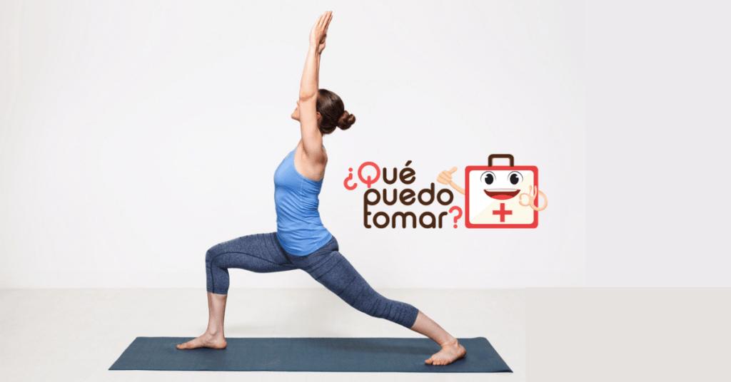 Realiza ejercicios de yoga, para evitar el dolor