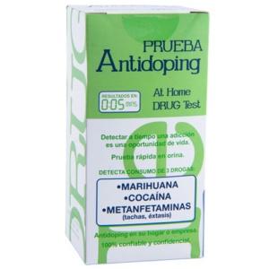 Prueba rápida de orina para detección de drogas