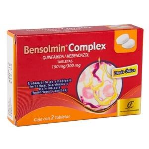 Bensolmin complex