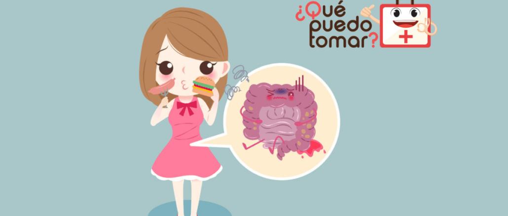 Malestar estomacal después de comer