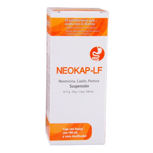 Neokap-LF, suspensión